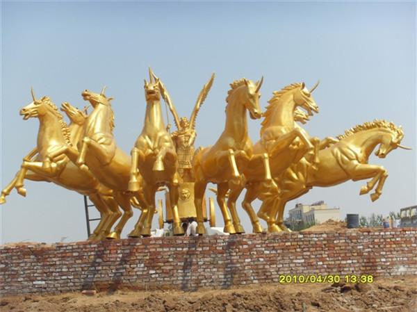 郑州玻璃钢雕塑公司