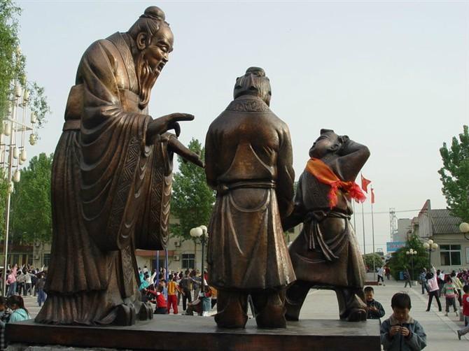 郑州不锈钢人物雕塑